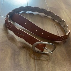 Brown express belt